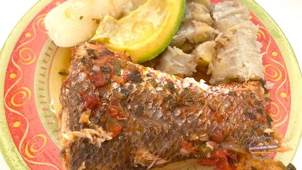 Court bouillon cuisine creole