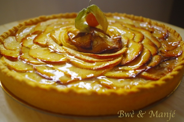 tarte avec pate brisee pommes home baking for you blog photo. Black Bedroom Furniture Sets. Home Design Ideas