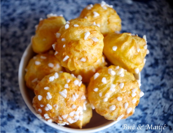 chouquettes new