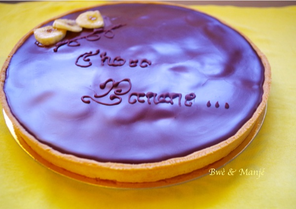 tarte choco avril 2015