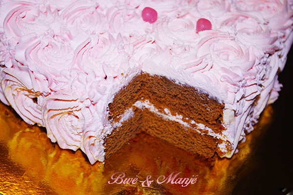 interieur layer cake choco