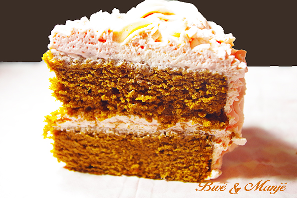 part layer cake chocolat