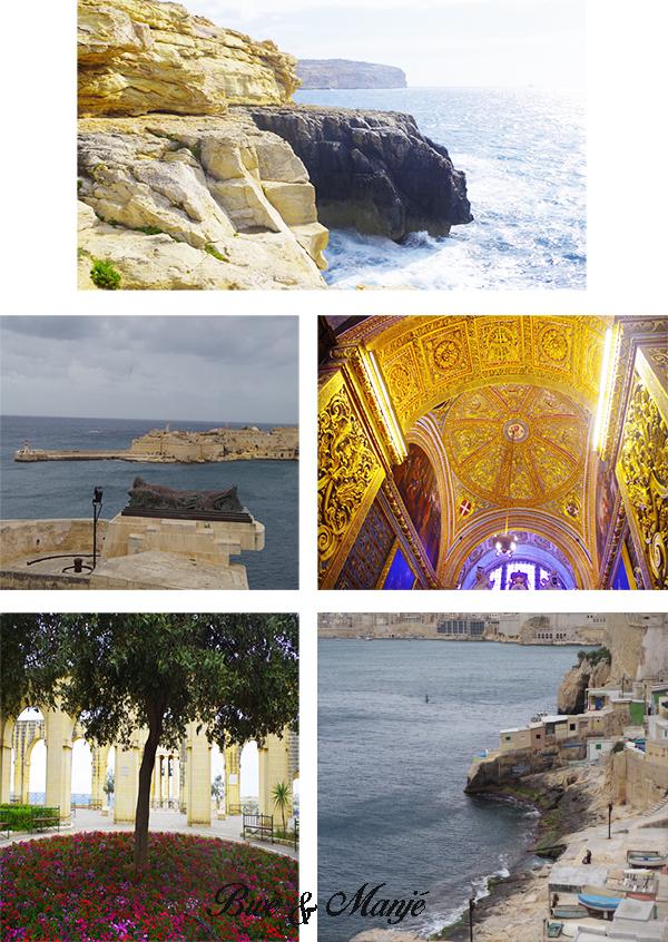 blue grotto la valette village popeye visite malte