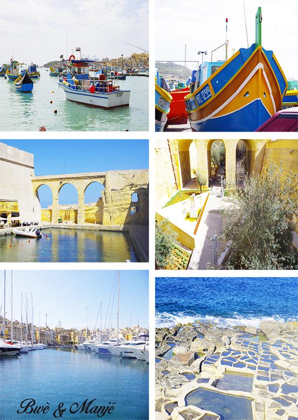 trois cités malte village pêcheurs