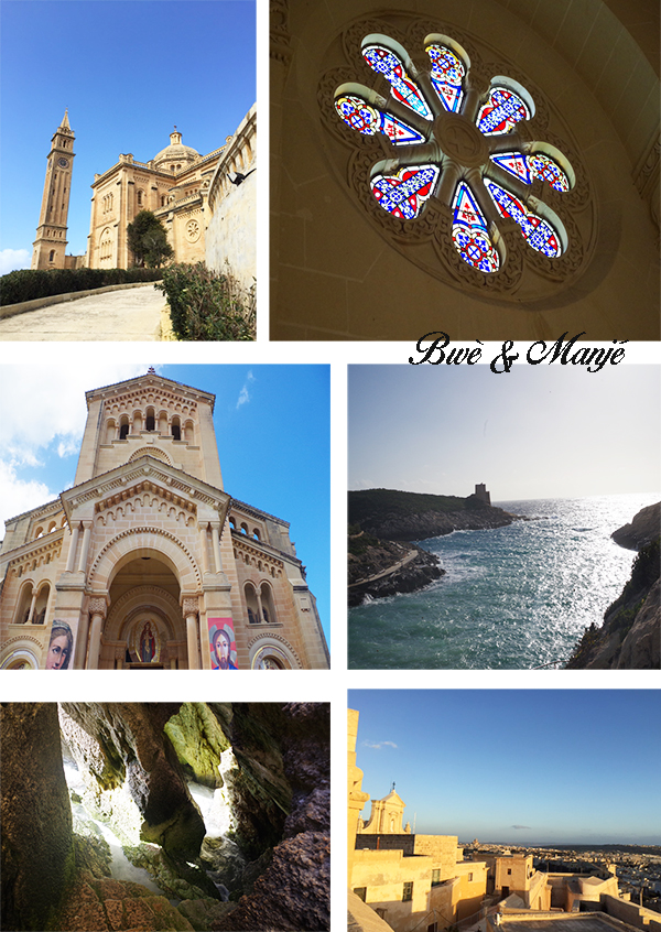 visite de l ile de Gozo Malte