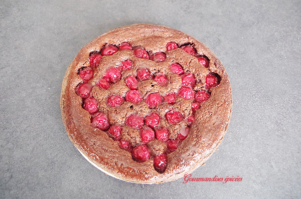 tarte chco bigarreaux saint valentin