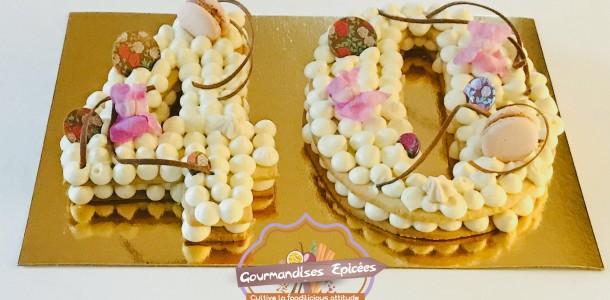 tarte number cake gourmandises épicées