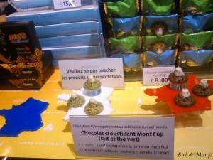 chocolat mont fuji
