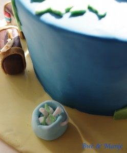 bucket mojito gum paste
