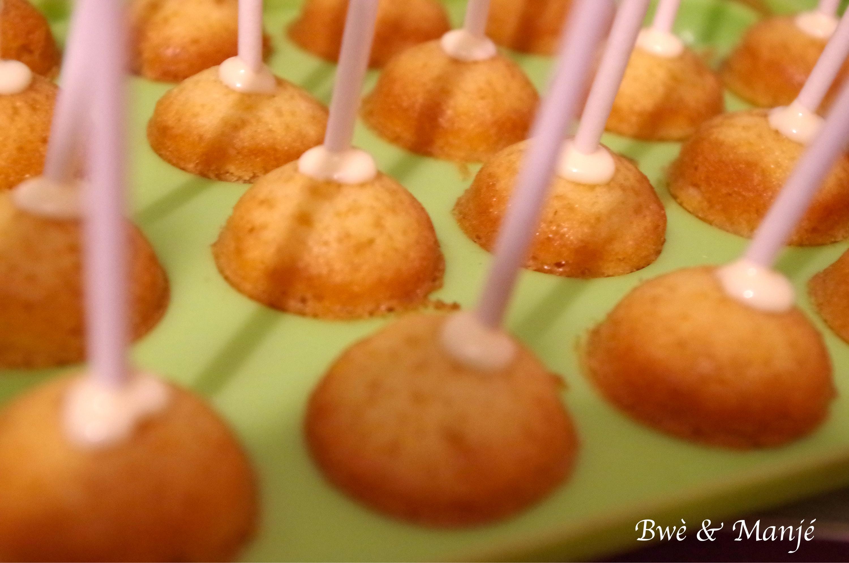 Recette Cake Pops Avec Cuisson