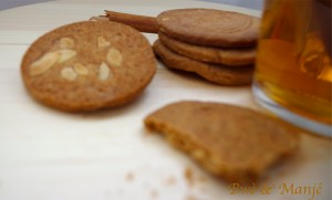 cinnamon sugar biscuit