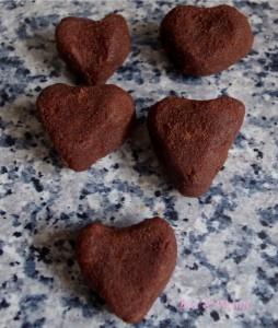 coeur cake pops
