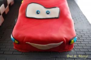 gâteau flash mc queen