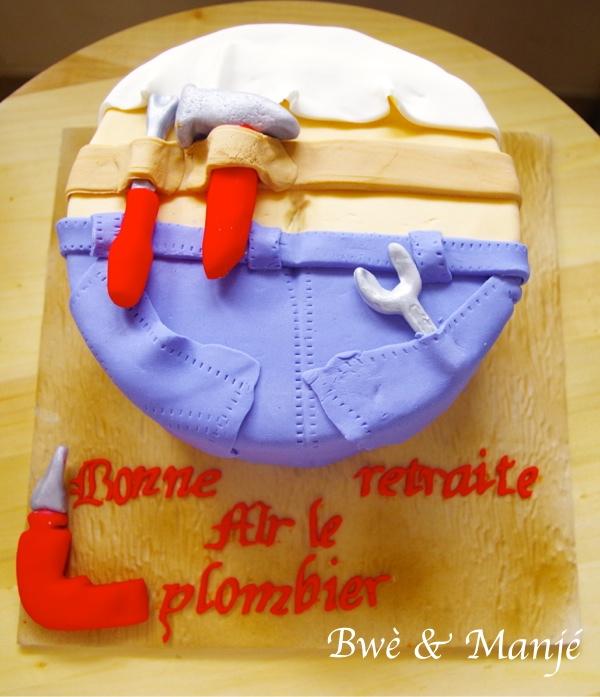 gâteau retraité