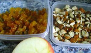 ingrédients Apfelstrudel