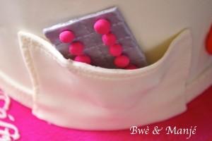 médicaments cake design