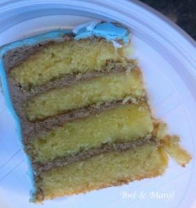 part gâteau kermesse