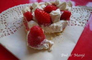 part tartes aux fraises chantilly