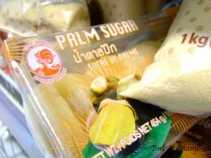 sucre de palme