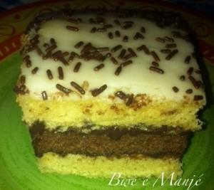 Le fameux gâteau de Lu version Homemade