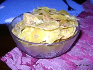 chips de banane, recette qu'il faut que je fasse un jour!