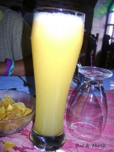 The best...le jus de maracuja (fruit de la passion)