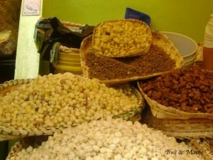 fèves et maïs