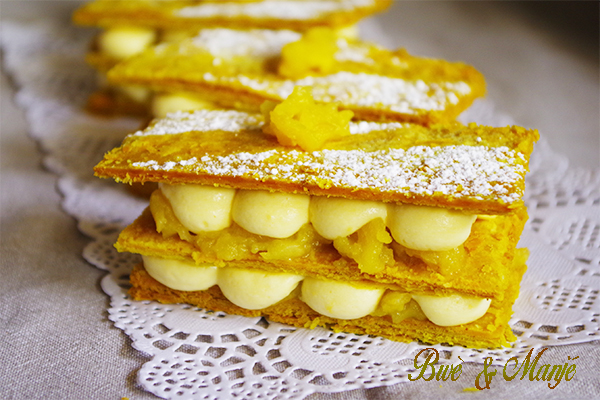 millefeuille aux antipodes