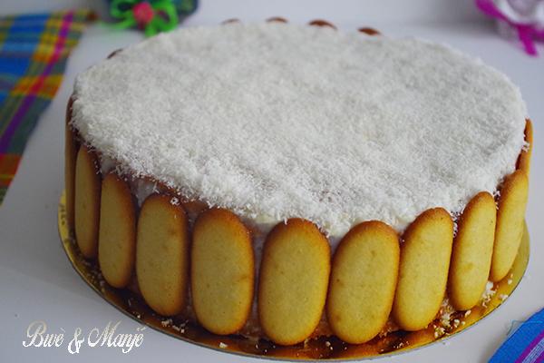 Dessert antillais pour noel