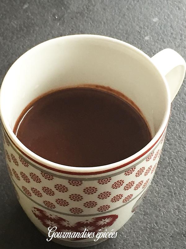 tasse chcocolat epice noel oncteux