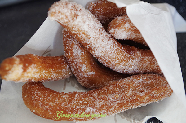 chichi churros cannelle