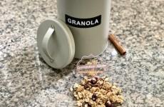 granola maison gourmandises epicees