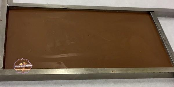 Chocolat au lait praliné (chocolat bonbon)