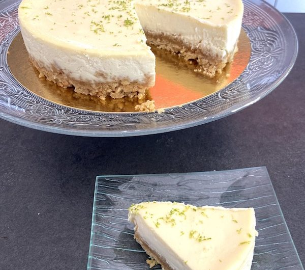 Cheesecake onctueux