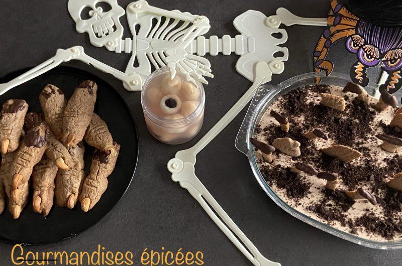 3 idées de goûters/desserts faciles d'Halloween