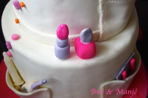 Gâteau Blouse {cake Blanche Design}Gourmandises Épicées nvm0N8w