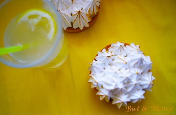 citron meringuée