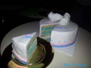 gâteau bébé garçon