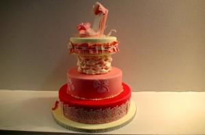 gâteau d'expo