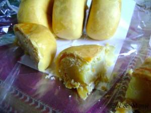 gâteau pâte de soja