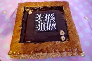 galette chocolat noisette Fauchon