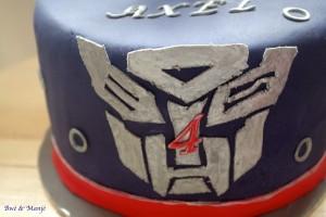 gateau transformers