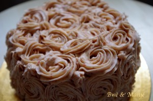 layer cakes fraises