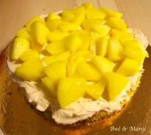 layers cake vanille caramel pomme