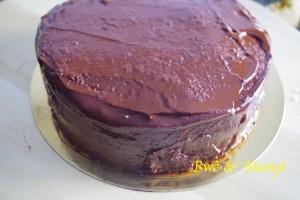 molly cake ganaché