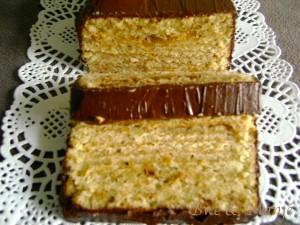 part cake feuilleté noisette