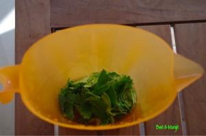 pichet préparation madou