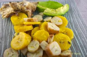 salades de bananes