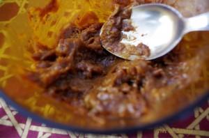 sauce tamarin