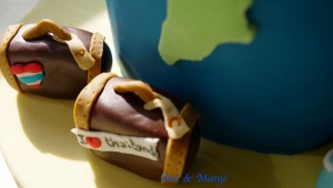 valises pâte à sucre